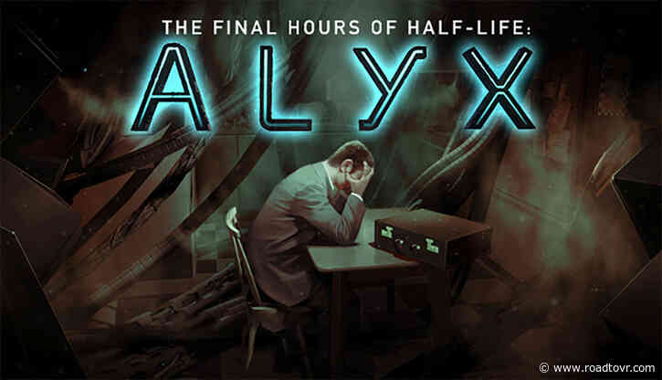 Book Reveals the Fate of Two Other Valve VR Games Developed Alongside 'Alyx'