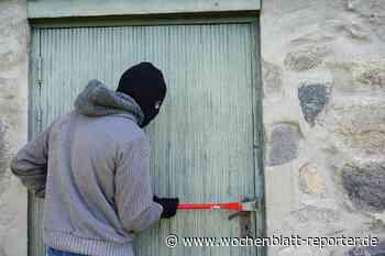 Zeugen gesucht: Einbruchsversuch in Wohnhaus in Weisenheim am Sand - Wochenblatt-Reporter