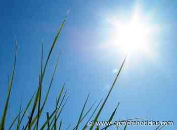 Calor y se mantiene la calima en Canarias este viernes - Gomeranoticias