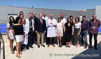 Prince Albert of Monaco meets celebrity medic Professor Didier Raoult - Monaco Tribune