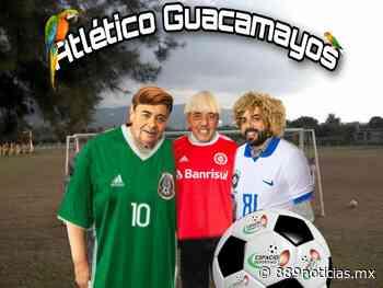 Nuevo equipo de Fútbol El Atlético Guacamayo FC en Espacio Deportivo de la Tarde 13 de Julio 2020 - 88.9 Noticias