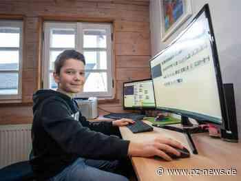 Hebel-Gymnasiast vor Expedition: Silicon Valley winkt nun doch noch für Jakob Haas - Region - Pforzheimer Zeitung