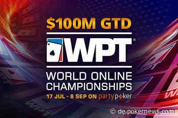 10 Gründe, um die WPT World Online Championships zu spielen