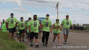 Walk to raise awareness of missing North Battleford woman Ashley Morin returns home - battlefordsNOW