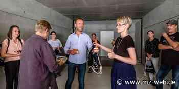 Tunnel am Hauptbahnhof: Kunst am Bau wird preisgekrönt - Mitteldeutsche Zeitung