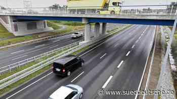 Verkehrsknoten Evershagen an Rostocks Stadtautobahn fertig - Süddeutsche Zeitung