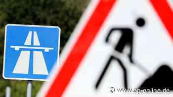 A3 bei Offenbach: Startschuss für Bau der neuen Autobahn-Brücke - op-online.de