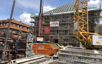 Bau des Friedrichsforums in Bayreuth dauert definitiv länger - Bayreuther Tagblatt