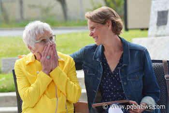 Parksville people: Joan Lemoine on loving life, volunteering at age 90 - Parksville Qualicum Beach News