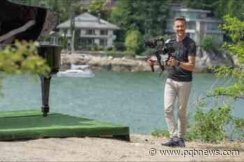 Parksville filmmaker nominated for provincial Leo Award - Parksville Qualicum Beach News