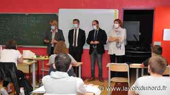 Somain: le collège Victor-Hugo adhère à l'opération école ouverte - La Voix du Nord
