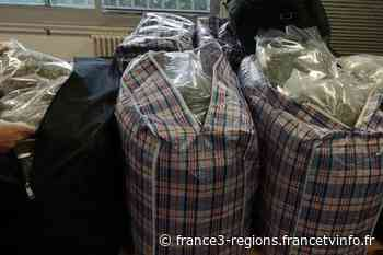 Les douanes saisissent 84 kilos de cannabis au péage de Senlis dans l'Oise - France 3 Régions