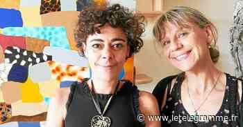 Martine Saint Lo et Agnès Ziolkowski exposent au Passage - Le Télégramme