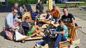 Ferienprogramm Laichingen Blaubeuren: Sommer-Ferienclub auf der Alb und im Blautal - SWP