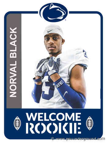 Welcome Rookie: Norval Black - The Underground
