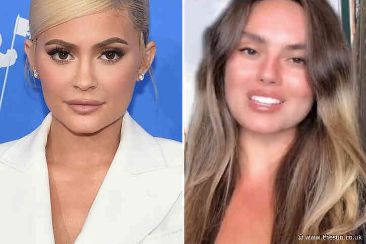 Kylie Jenner accused of leaving just $20 tip on a $500 dinner by waitress-turned-model in viral TikTok video