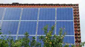 Werlte: Photovoltaik-Pflicht auf privaten Hausdächern? - noz.de - Neue Osnabrücker Zeitung