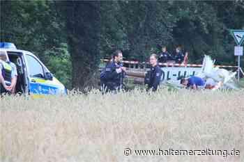 Was am Montag in Haltern wichtig ist: Flugzeugabsturz und Unfall - Halterner Zeitung