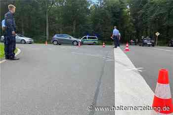 Motorradfahrer aus Dorsten nach Unfall in Lavesum schwer verletzt - Halterner Zeitung