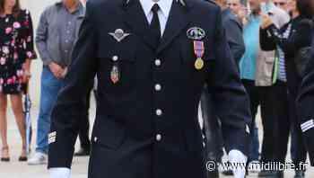 Le commandant de la compagnie de Vauvert Laurent Rougès passe la main - Midi Libre