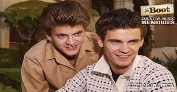 Country Music Memories: Everly Brothers Earn First No. 1 Single