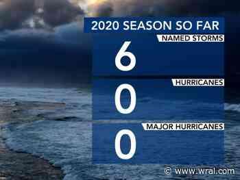 2020 Atlantic hurricane season keeps beating records