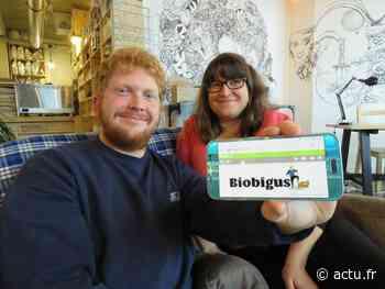 Biobigus, un drive pour récupérer des produits bio à Brest et Plabennec - actu.fr