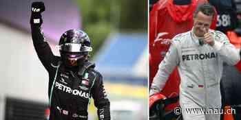 Lewis Hamilton: Wir sehen den Briten in der Form seines Lebens - Nau.ch
