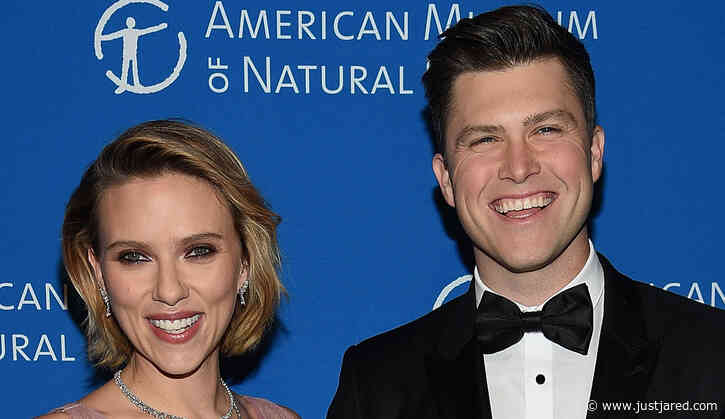 Colin Jost Reveals What He Thought of Scarlett Johansson When They First Met in 2006