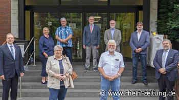 Termin am Amtsgericht Idar-Oberstein: Neue Schiedspersonen versuchen zu schlichten - Rhein-Zeitung