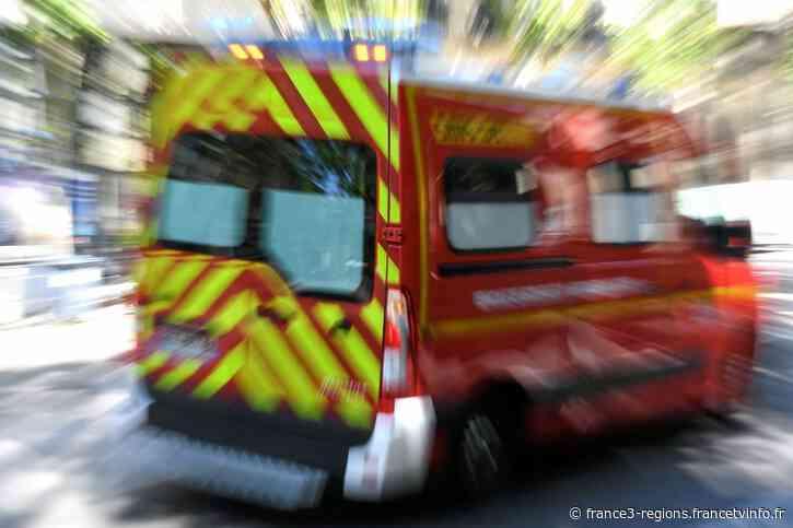 A Morez dans le Haut-Jura, un quad percute accidentellement la terrasse d'un café, le bilan est de trois bless - France 3 Régions
