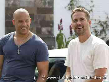 Paul Walker und Vin Diesel - Auch ihre Kinder sind eng verbunden - Stuttgarter Nachrichten
