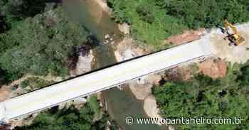 Investimento de R$ 50 milhões em pontes beneficia Aquidauana e região - O Pantaneiro