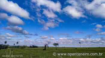 Terça-feira de poucas nuvens com máxima de 34°C em Aquidauana - O Pantaneiro