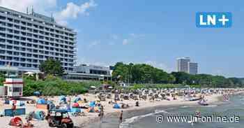 In Timmendorfer Strand klagen Hotels über Absagen von Gästen - Lübecker Nachrichten