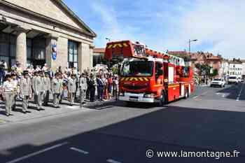 Cérémonie - La tradition du 14 juillet a été respectée à Issoire avec la présence du 28e régiment de transmissions - La Montagne
