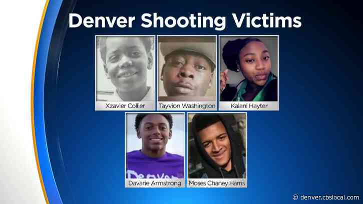 'Outreach Isn't Working' Says Uncle Of Black Denver Teen Killed In Wave Of Gun Violence