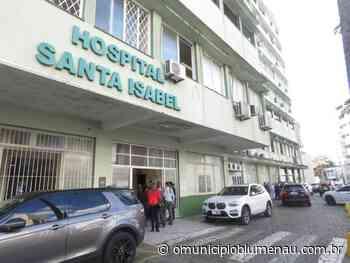 É falso áudio que circula afirmando que Hospital Santa Isabel está sem leitos Covid-19 - O Município Blumenau