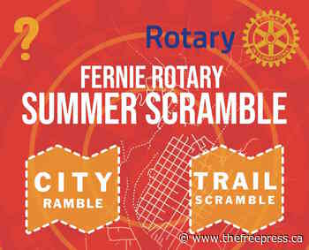 Rotary Club launches Fernie wide scavenger hunt – The Free Press - Fernie Free Press