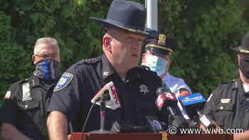 Acting Niagara County Sheriff introduces proposals to better protect police