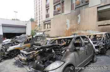 A Pantin et Bobigny, 27 véhicules incendiés dans la nuit de lundi à mardi - Le Parisien