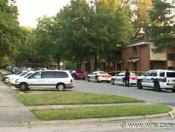 12-year-old shot in head at Durham apartment complex