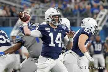 Penn State's Sean Clifford named to Davey O'Brien Award watch list - TribLIVE