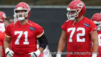 Eric Fisher on COVID-19 concerns: I know we'll be put in safe situations