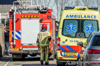 Woningbrand op Lands Welvaren in Krimpen aan de lek - Alarmeringen.nl