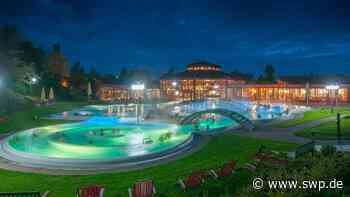 Bad Saulgau Thermalbad: Therme in Bad Saulgau wieder offen – mit Einschränkungen - SWP