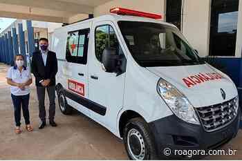 SAÚDE: Prefeitura de Pimenta Bueno adquire quatro ambulâncias em 1 ano e meio - Roagora