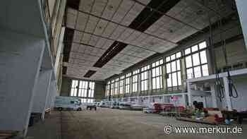 Penzberg: Neuer Vorschlag: Soll ein Biomassekraftwerk in die Layritzhalle einziehen? - Merkur.de