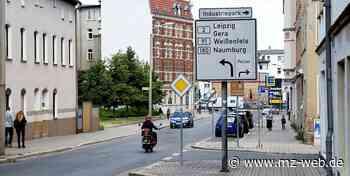 B180 bleibt in Zeitz: Was das für die Stadt bedeuten könnte - Mitteldeutsche Zeitung