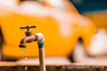Juatuba tem abastecimento de água suspenso nesta terça-feira, 14 - Agenda Betim